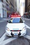 Polisbil Arkivfoton