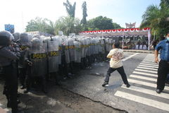 Polisen Royaltyfri Foto
