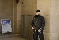 POLISGÅVOR PÅ POLISHUVUDET QUARTTER Royaltyfri Foto