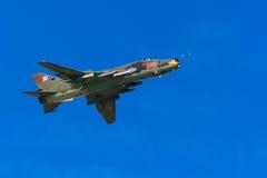 Polish Air Force / Sukhoi Su-22M4 Fitter / 3715 (CN 37715) Stock Image