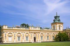 Polish architecture. Royalty Free Stock Photo