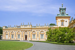 Polish architecture. Royalty Free Stock Photos