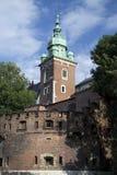 Polish Architecture Stock Photography