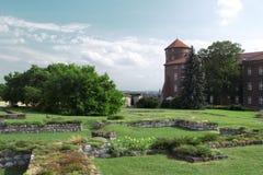 Polish Architecture Royalty Free Stock Photos