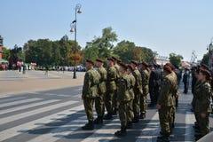 Polish Army Day Royalty Free Stock Photo