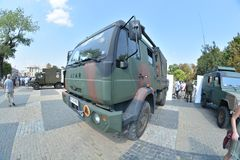 Polish Army Day Royalty Free Stock Photography