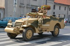 Polish Army Day Royalty Free Stock Photography