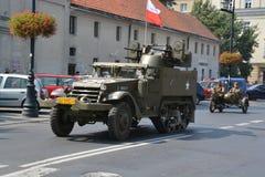 Polish Army Day Stock Photos