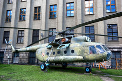 Weapons and equipment - Mi-8 Royalty Free Stock Images
