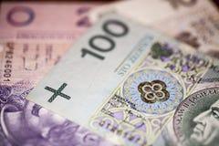 Polish bill Royalty Free Stock Photography