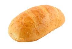 Polish bread. Delicious polish bread - pure white background Royalty Free Stock Photo