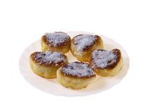 Polish Cakes Stock Image