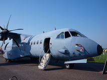Polish Casa C-295 M, Radom, Poland Stock Photography