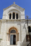 Polish Catholic Chapel, Jerusalem. Stock Image