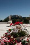 Polish Cementry - Montecassino Stock Photo