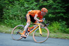 Polish Championships in road cycling Stock Image