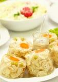 Polish chicken jelly Royalty Free Stock Photos