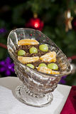 Polish Christmas Dish Royalty Free Stock Photos