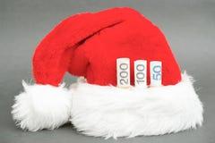 Polish christmas money Royalty Free Stock Photos
