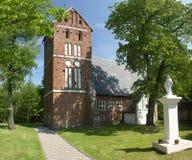 Polish church Royalty Free Stock Photos