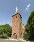 Polish church Stock Photos