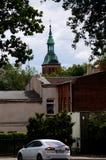 The polish church Royalty Free Stock Image