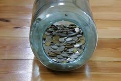 Polish coins Royalty Free Stock Image