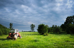 Polish countryside Stock Images