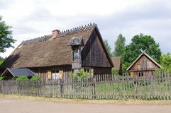 Polish countryside Royalty Free Stock Photography