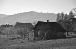 Polish countryside Stock Photos