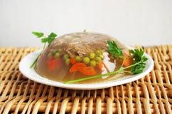 Free Polish Cuisine: Pork Aspic Stock Image - 38616231