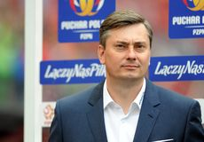 Polish Cup Final: Legia-Lech Royalty Free Stock Photo