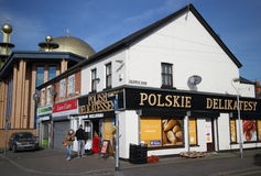Polish Delicatessen Stock Photo