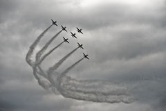 Polish display team Royalty Free Stock Photos