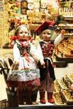 Polish dolls Royalty Free Stock Photos