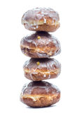 Polish donuts Stock Photo