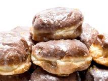 Polish donuts Stock Photography