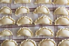 Polish dumplings Royalty Free Stock Photos