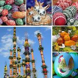 Polish Easter traditions Royalty Free Stock Photography