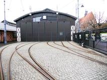 Polish engineering museum Royalty Free Stock Photo