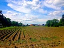 Polish Farm Stock Photography