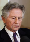 Polish film director Roman Polanski in court in Cracow Royalty Free Stock Photography
