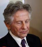 Polish film director Roman Polanski in court in Cracow Royalty Free Stock Image