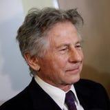 Polish film director Roman Polanski in court in Cracow Royalty Free Stock Photos