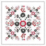 Polish folk pattern Stock Photography