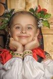 Polish girl royalty free stock image