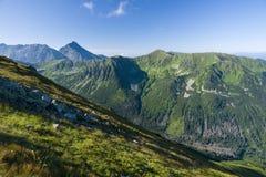Polish High Tatras. Royalty Free Stock Photos