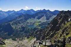 Free Polish High Tatras Mountains Stock Photography - 49095582