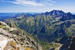 Polish High Tatras mountains Royalty Free Stock Image