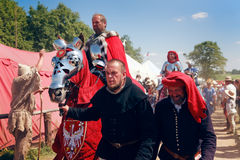 'Polish King' Wladyslaw Jagiello stock photo